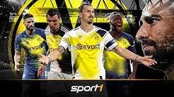 Zlatan, Giroud, Mandzukic: Wer wird Dortmunds neuer Knipser? | SPORT1 - TRANSFERMARKT-SHOW