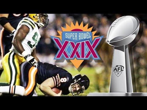 SUPER BOWEL 50 - Axis Football 2015 Gameplay