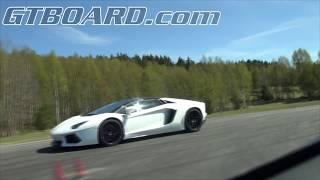Vorsteiner Lamborghini Aventador V LP-700-4 2014 Videos