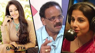 Jyothika's conditions to act in Tumhari Sulu remake - Producer Dhananjayan reveals | Interview