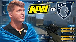 ЧИТЕРСКИЕ КЛАТЧИ ОТ СИМПЛА И ПЕРФЕКТО! NA'VI vs LIQUID - IEM Global Challenge 2020