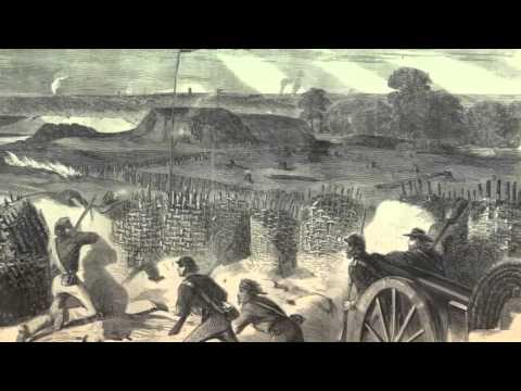 Ulysses S. Grant and William T. Sherman in The Civil War - Documentary