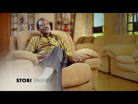 H. E Kalonzo Musyoka – Stori Yangu | Maisha Magic East