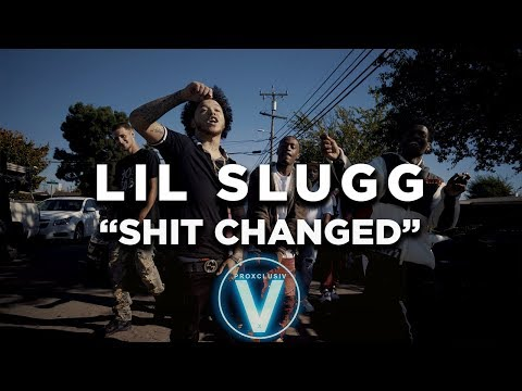 Lil Slugg - Shit Changed | (Dir. @Zach_Hurth x Mota Media)