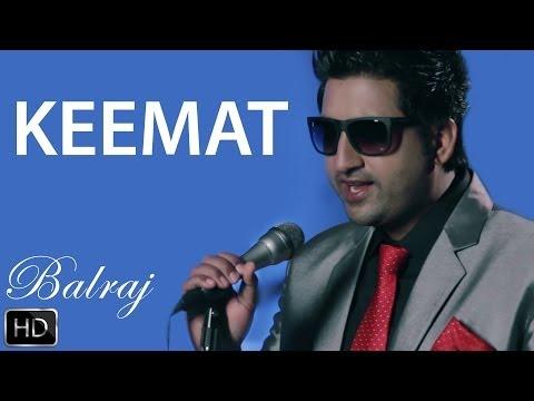 Keemat   Balraj   Feel   Latest Punjabi Songs