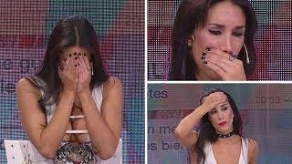 Flor Marcasoli rompió en llanto cuando se enteró quién publicó los chats entre ella y Fede Bal