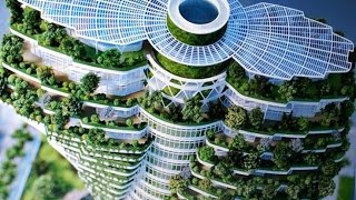 Greenhouse Of The Future - Greenhouse Building INvention