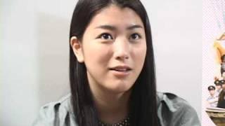 「罪とか罚とか」interview 成海璃子.