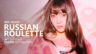 Download lagu RED VELVET 레드벨벳 RUSSIAN ROULETTE 러시안 룰렛 Center Distribution