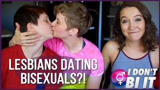 One of MissFenderr's most viewed videos: WHY LESBIANS DON'T DATE BISEXUALS | I Don't Bi It