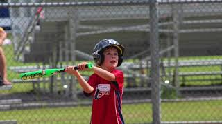 i9 Sports 352: T-Ball Highlights- South Wilmington (7/7/18)