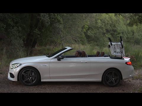mercedes amg c43 cabriolet youtube. Black Bedroom Furniture Sets. Home Design Ideas