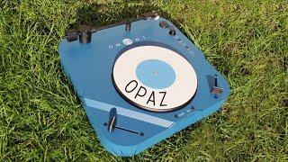 OMNI V2 Portable DVS Turntable