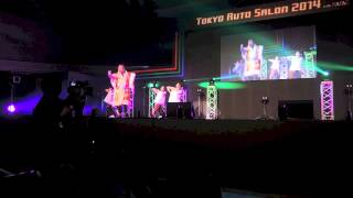 躍動 白鷺の舞 2014 TOKYO AS 角田信朗 SP LIVE