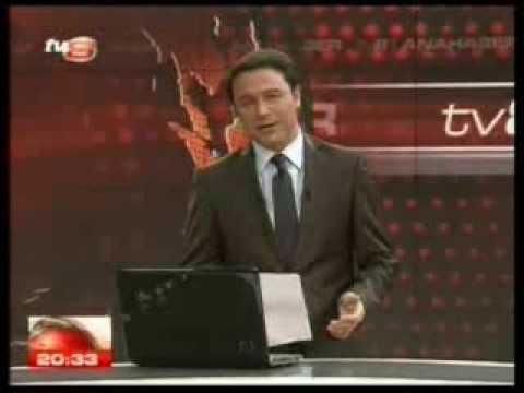 SAS Merkezi TV8 Ana Haber