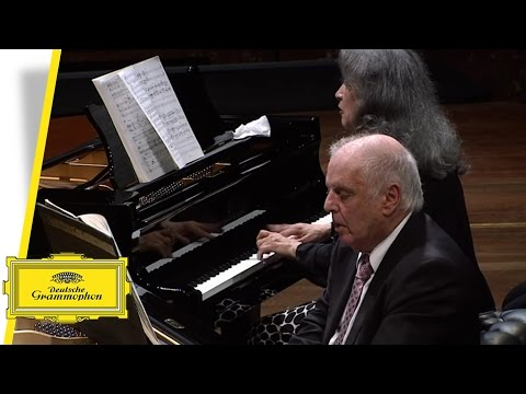 Daniel Barenboim & Martha Argerich  - Live from Buenos Aires (Trailer)