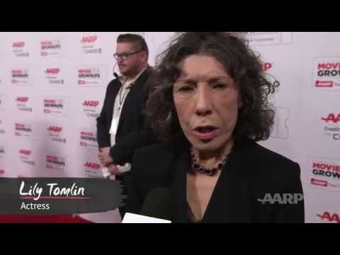 Lily Tomlin on the Importance of Owning Your Age