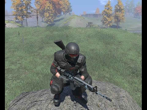 how to get toxic body armor h1z1