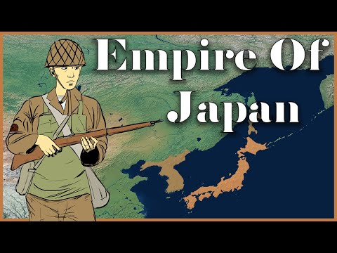 How Powerful was the Japanese Empire?
