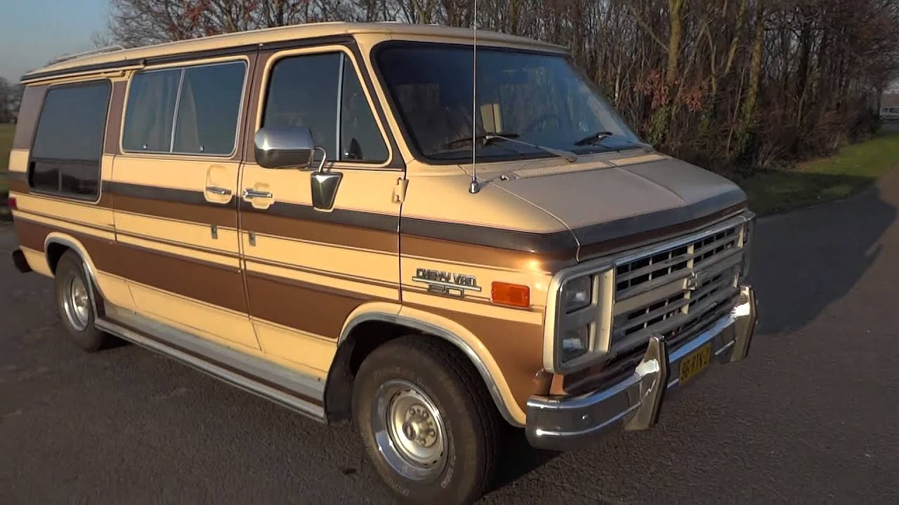 chevy van g20 for sale