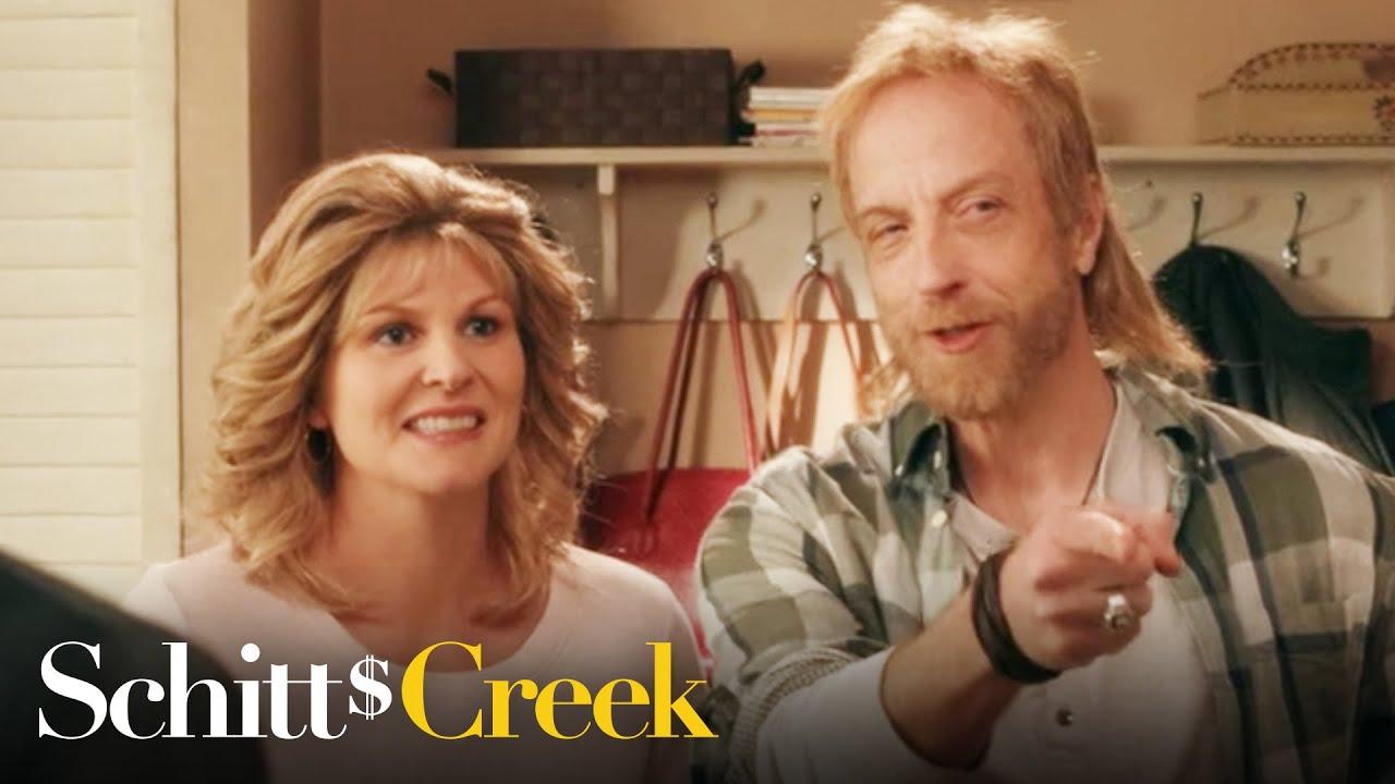 Download Schitt's Creek - Season 2 Sneak Peek - Johnny & Moira & Roland & Jocelyn
