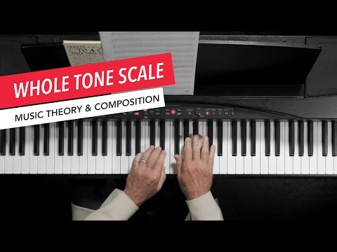 Exploring the Whole Tone Scale | Music Theory | Composition | Berklee Online