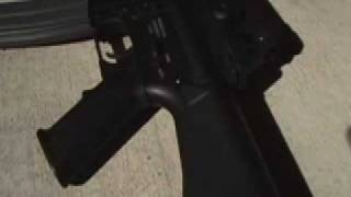 classic army m15a4 tactical carbine with tracer unit airsoft gun