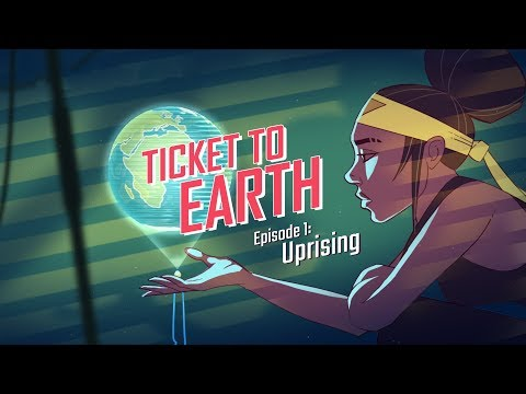 Ticket to Earth - Android / iOS Gameplay