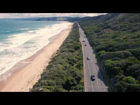 Great Ocean Rd Self-driving Tourism 4k