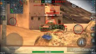WoT Blitz - KV-2 Compilation #3