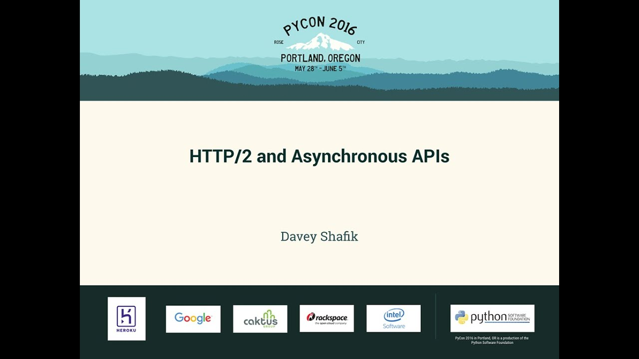 Image from HTTP/2 and Asynchronous APIs