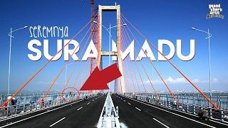 MISTERI JEMBATAN SURAMADU ! PARANORMAL EXPERIENCE   Momen Lucu DYOM Gta San Andreas Indonesia