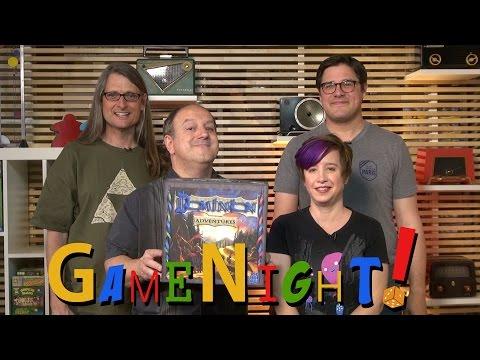 Dominion: Adventures - GameNight! Se3 Ep4