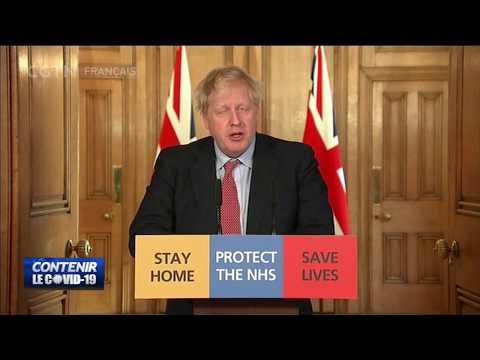 Pandémie de coronavirus: le nombre de morts atteint 465 au Royaume-Uni