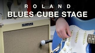 Roland Blues Cube Stage 60w Combo