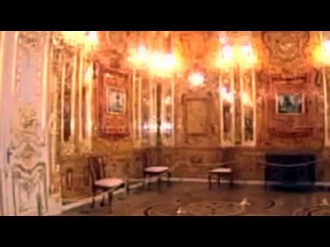 В Польше разгадали тайну исчезновения Янтарной комнаты