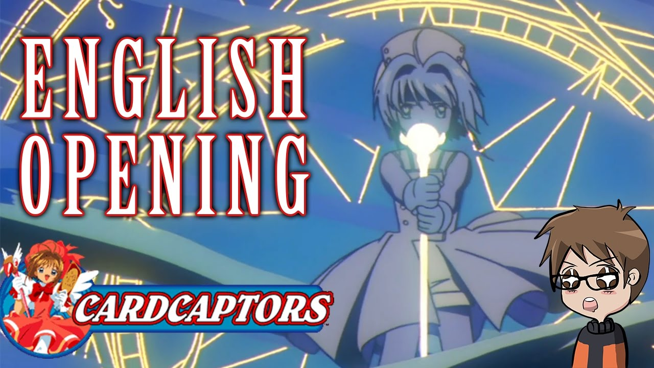 cardcaptors english opening 1080p hd youtube