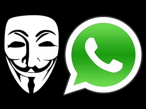 Anonymous Whatsapp