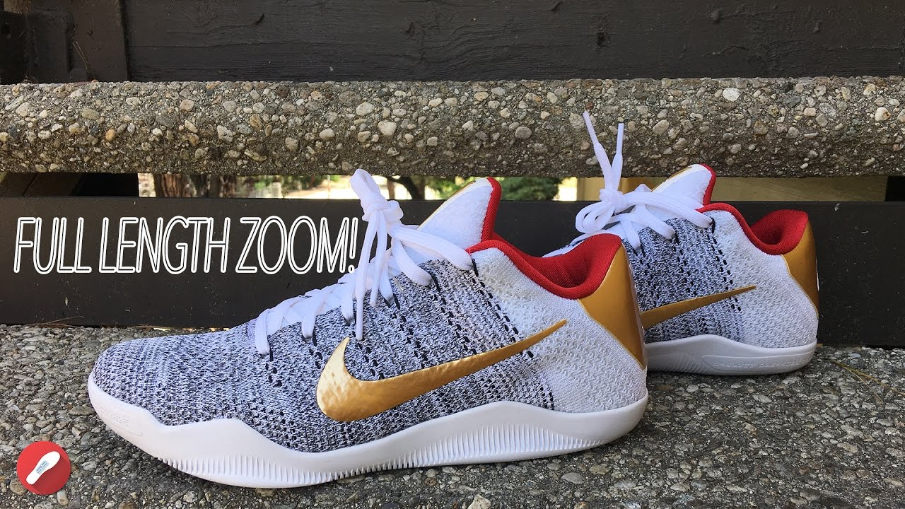 Nike Kobe 11 Nike ID w/FULL LENGTH ZOOM!