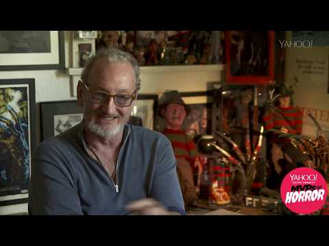 How Robert Englund fought for Freddy&39;s fedora in &39;Nightmare on Elm Street&39;