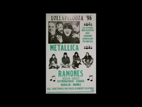 Ramones Live Irvine Meadows Amphiteather, Irvine, California, USA 03/08/1996 (FULL SHOW)