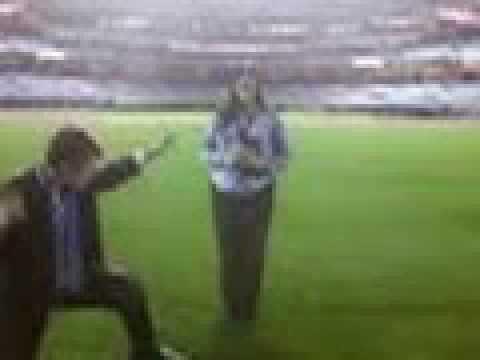 Yankee Stadium National Anthem - Dawn Del Orbe