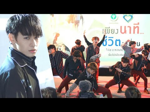 170910 [4K] ONZE cover Wanna One - Happier + Energetic + Burn It Up @ Take a minute, change a life