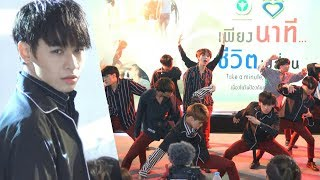 Video 170910 [4K] ONZE cover Wanna One - Happier + Energetic + Burn It Up @ Take a minute, change a life download MP3, 3GP, MP4, WEBM, AVI, FLV November 2017