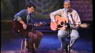 Bob Mould & Lou Barlow, live acoustic 1994