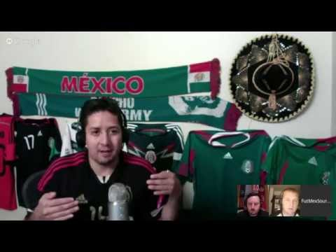 The Mexican Soccer Show: Mexico vs Chile Post Game Analysis