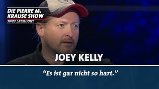 Joey Kelly über seinen Extremsport
