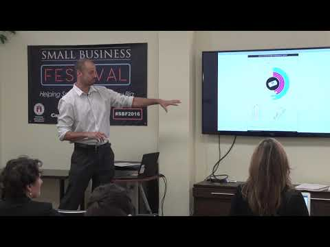 Jeremy Barndt - The Social Business Model: Creating Change and Profit