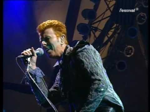 DAVID BOWIE - LOOK BACK IN ANGER - LIVE LORELEY 1996 - HQ