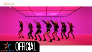 Z-GIRLS 'No Limit' full M/V